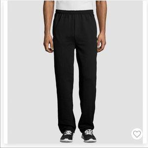 Hanes Men's Jogger Sweatpants sz Small NEW L324
